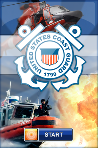 Screenshot USCG Pursuit