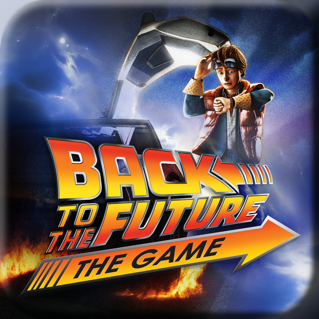 Back to the Future: The Game iOS